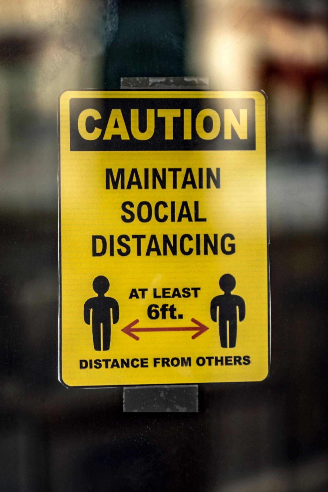 Social Distancing: wenn physische Distanz zu psychischer Distanz wird