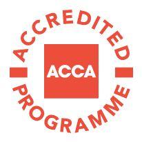 Accreditation of ACCA – MSc International Financial Management