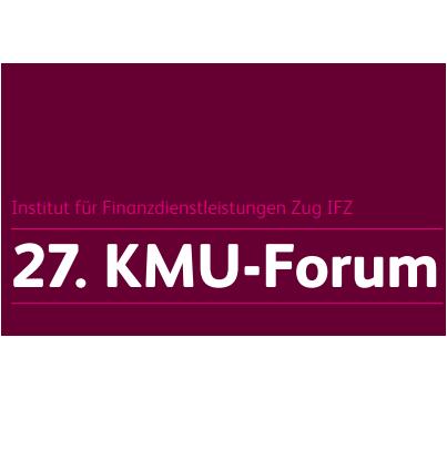 27. KMU-Forum – Reform des Aktienrechts – Geplante Neuerungen für KMU
