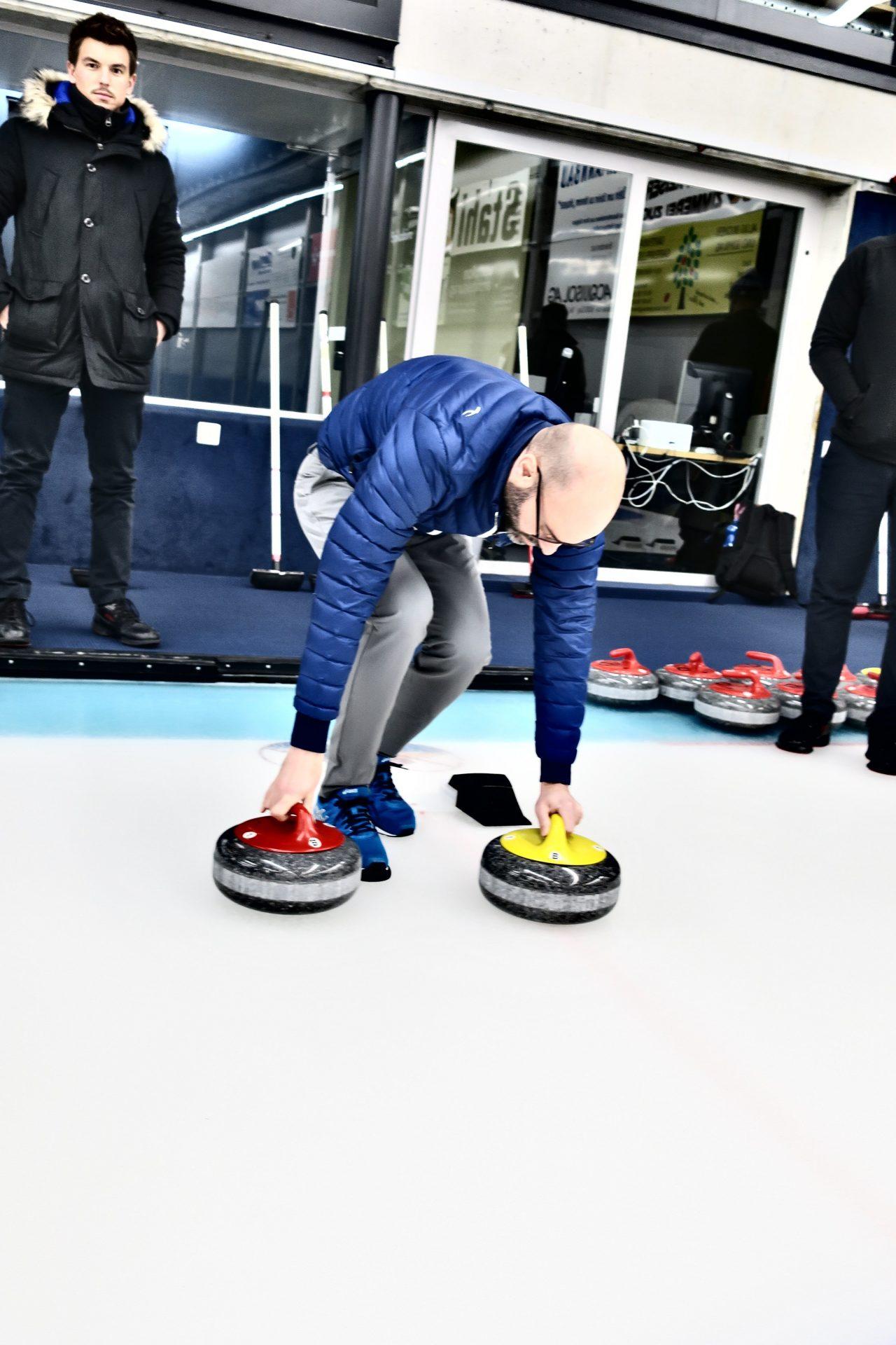 MSc International Financial Management: Curling Event