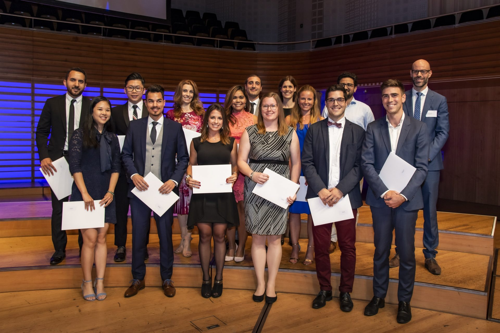 MSc International Financial Management – Graduation Ceremony 2019