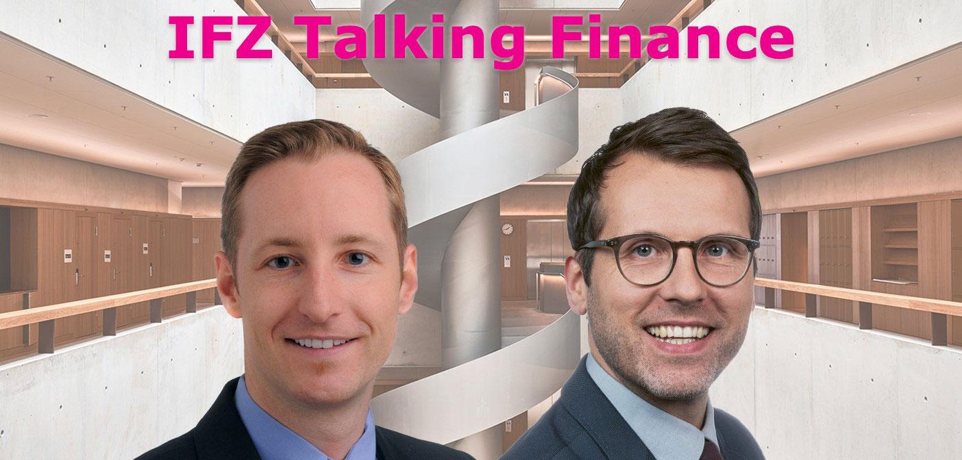 Podcast «IFZ Talking Finance»: Was ist ein Green Bond und welche Rolle spielen diese im Schweizer Anleihemarkt?