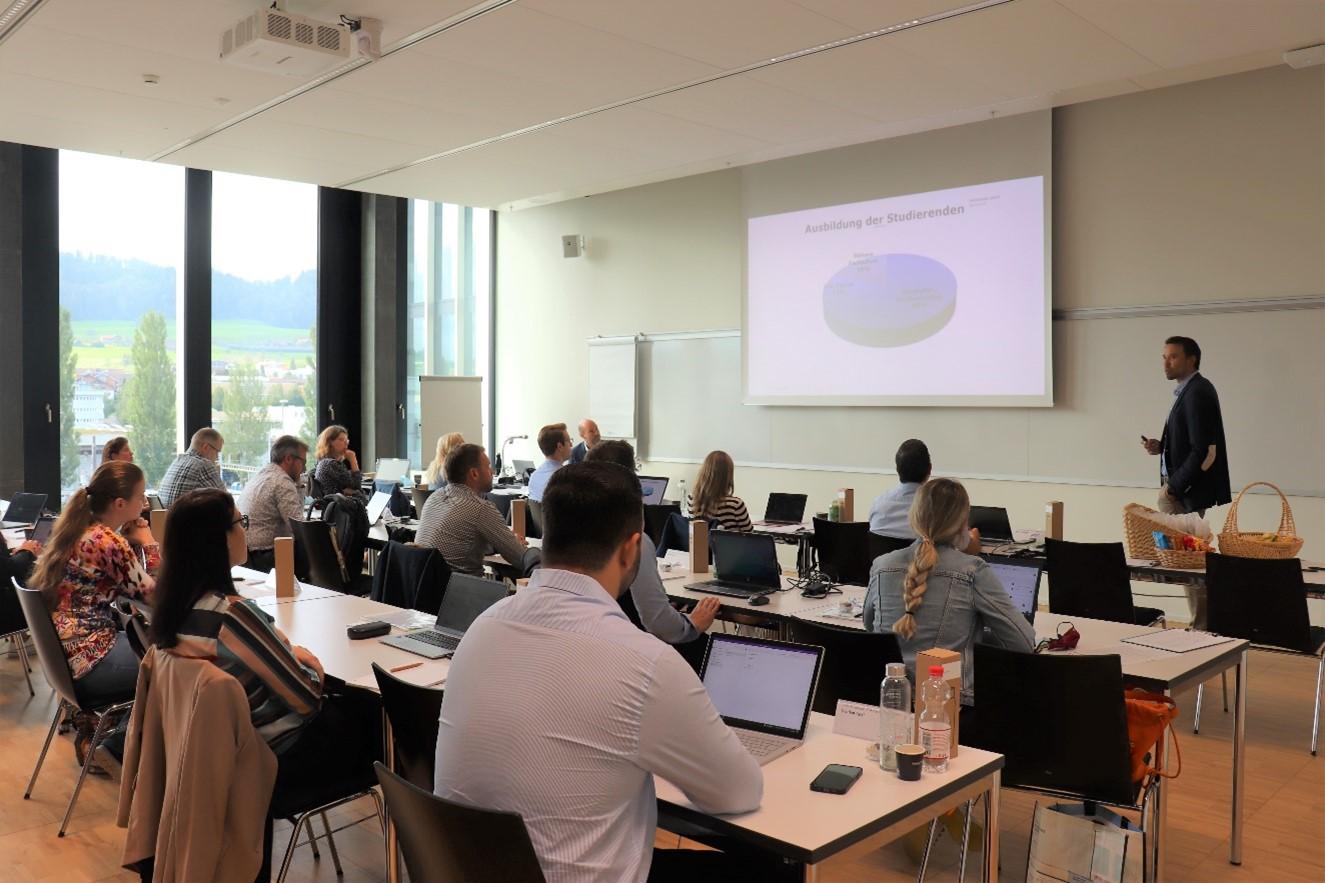 Erfolgreicher Studienstart CAS Governance, Risk and Compliance