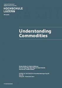Umschlag Buch Understanding Commodities