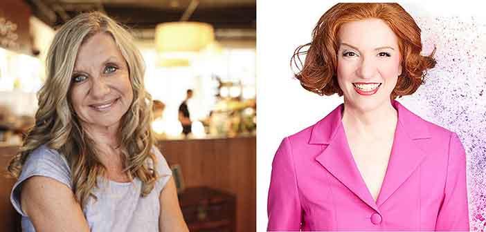 Bea Petri und Milena Haller über den Schritt in die berufliche Selbstständigkeit