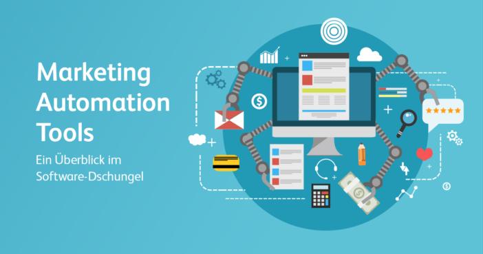 Teaser für den Beitrag Marketing Automation Tools im Vergleich