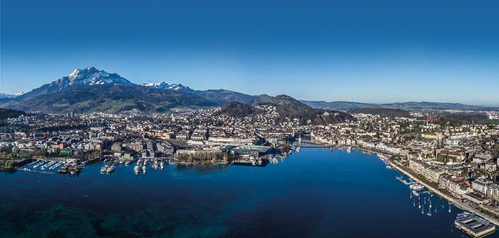 Neu-Auftritt der Wirtschaftsförderung Luzern