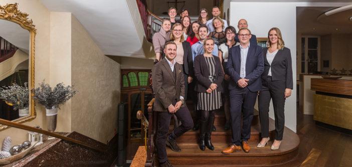Diplomanten des MAS am IKM 2018