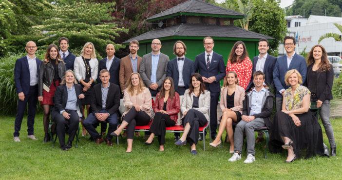 Master-Absolventen IKM Frühjahr 2019