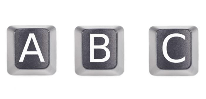 Das ABC des Webtexten