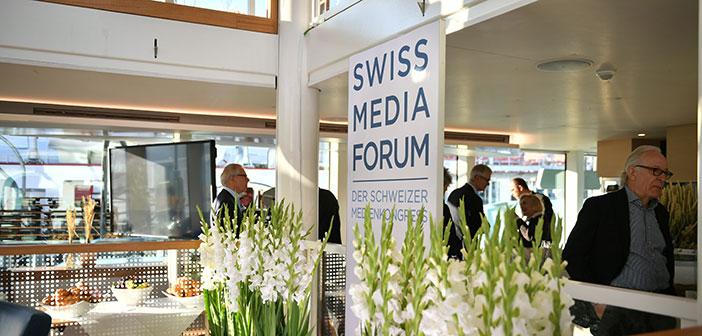 Highlights zum Schweizer Medienkongress 2018