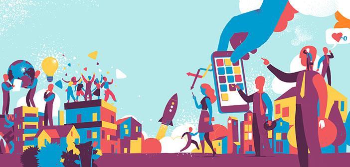«ShareCity» beim Schweizerischen Städtetag in Montreux