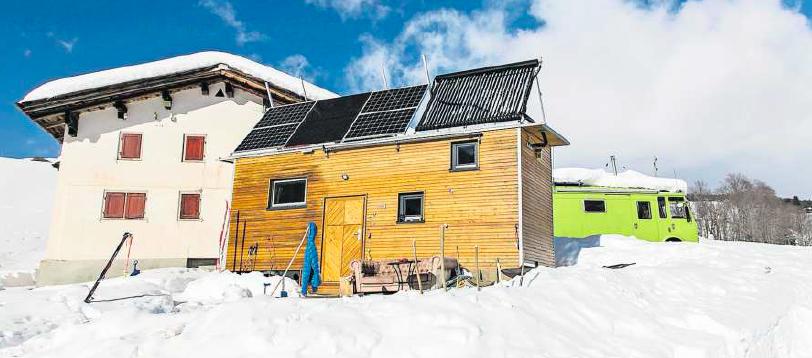 Kleine Häuser, grosser Platzbedarf?