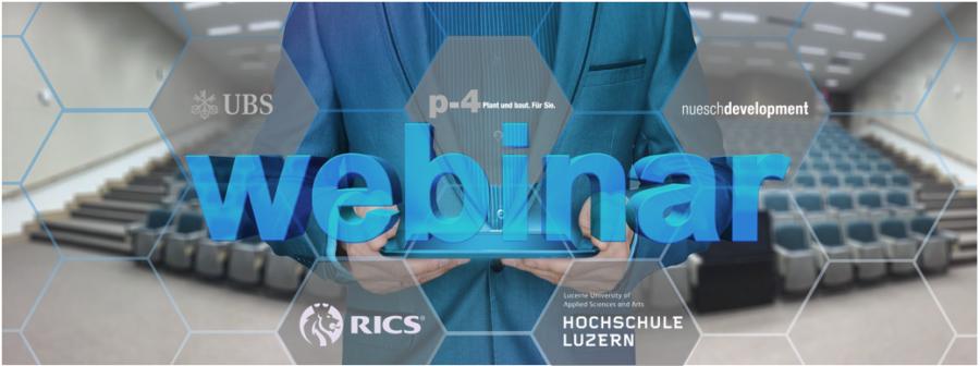 Save the date: RICS Webinar zur Raumplanung aus Sicht der Immobilienwirtschaft