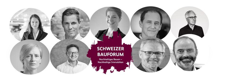 Schweizer Bauforum: Nachhaltig bauen – Wunsch und Wirklichkeit