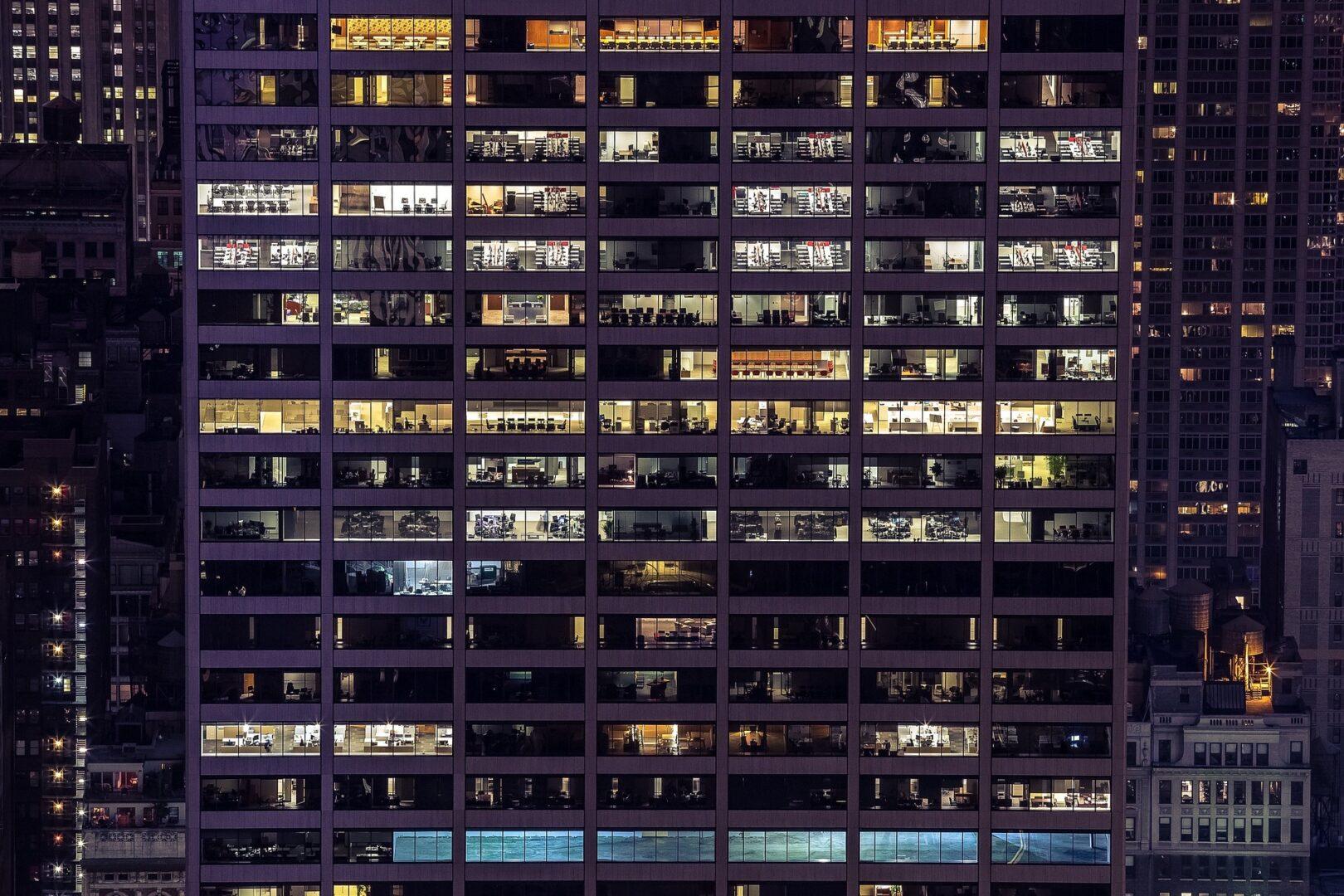 Flexibilität als zentrales Kennzeichen moderner Büroarbeit