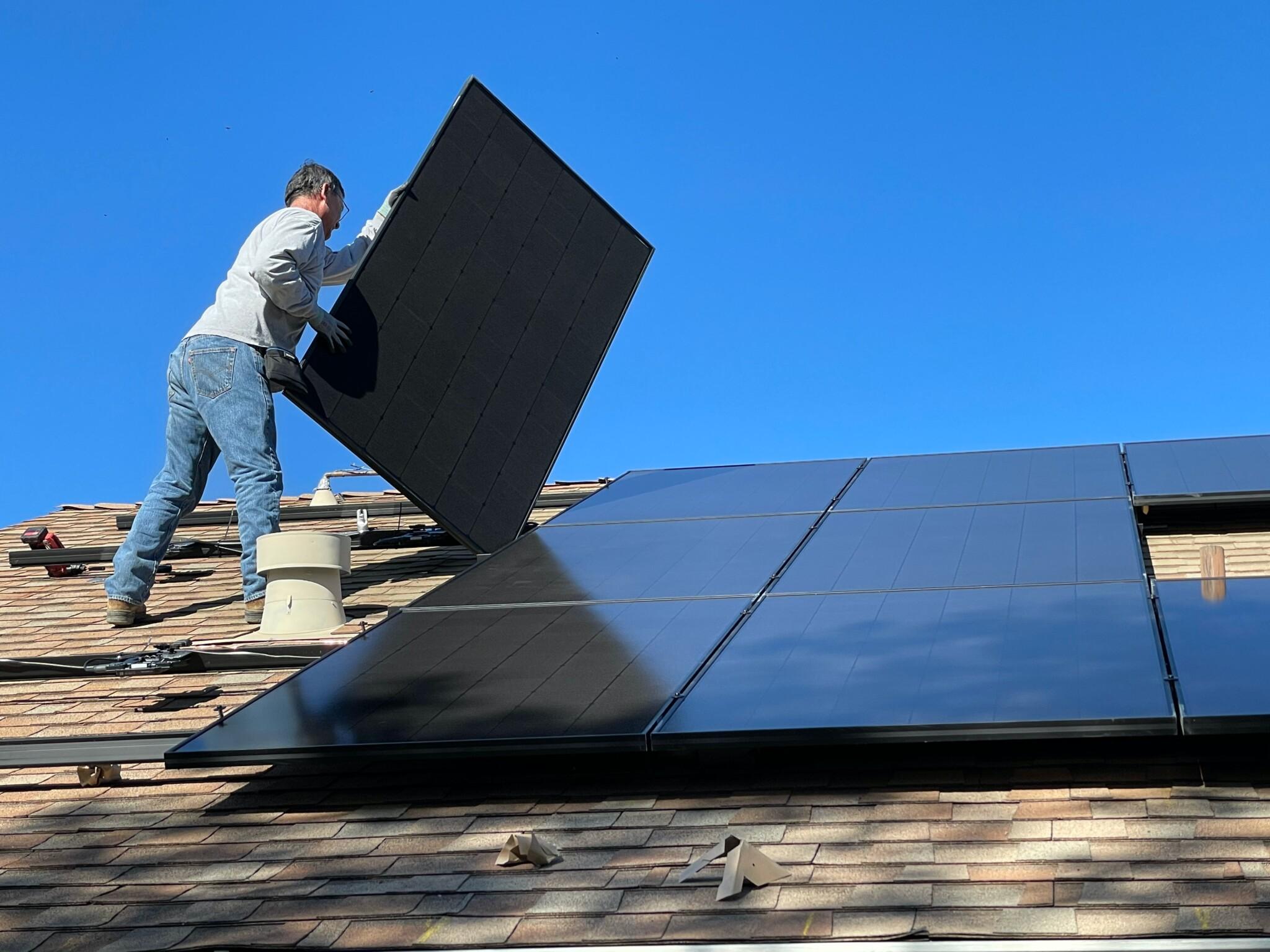 Kostenreduktion mit Solarenergie für Immobilien