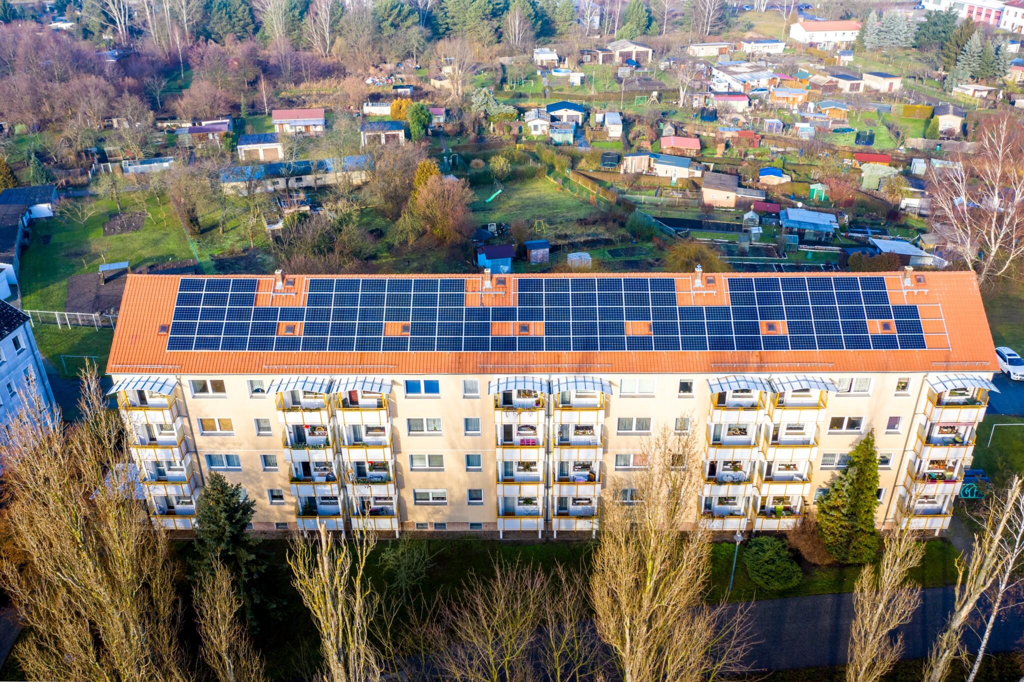 Aktiv-/Plus-Energie-Häuser: Dezentrale Kleinkraftwerke der Zukunft