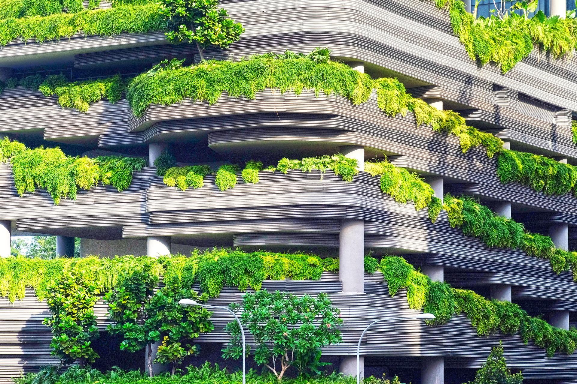 Weltweit erster Green Building ETF lanciert