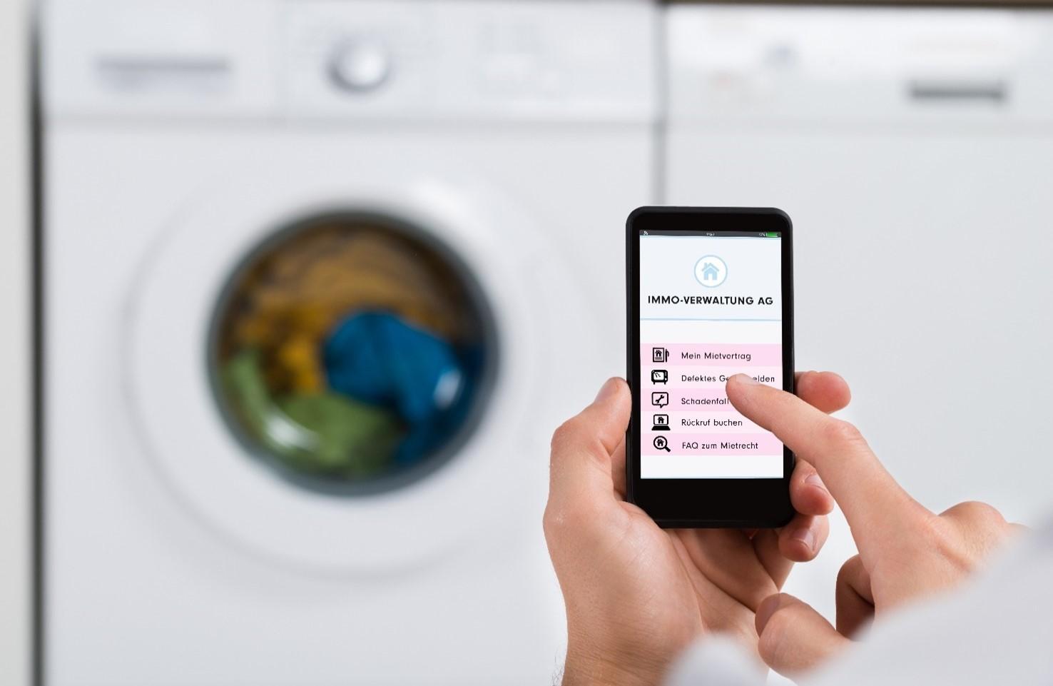 Die Mieter-App – eine innovative und wirtschaftliche Profilierungsmöglichkeit