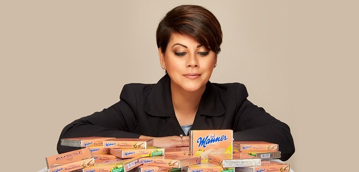 Sita Mazumder und die Schokoladenfabrik