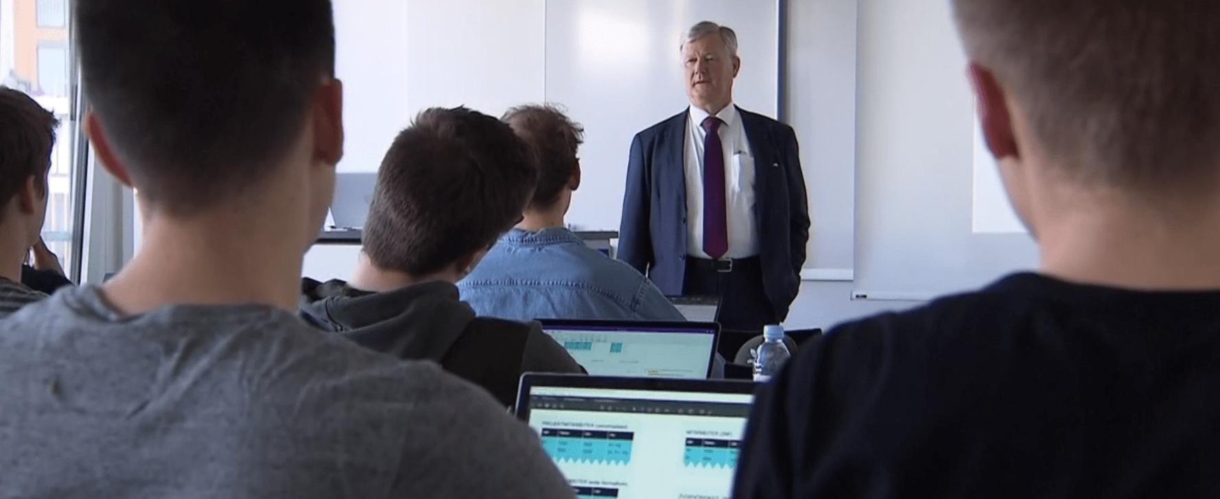 Cyber-Security-Studiengang auf dem Vormarsch
