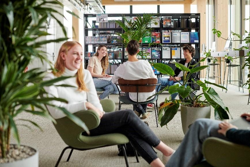Zufriedene Studierende spornen Informatik-Departement an