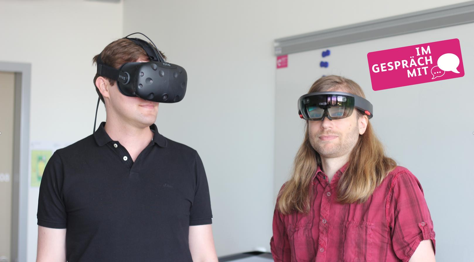 VR und AR starten am Departement Informatik