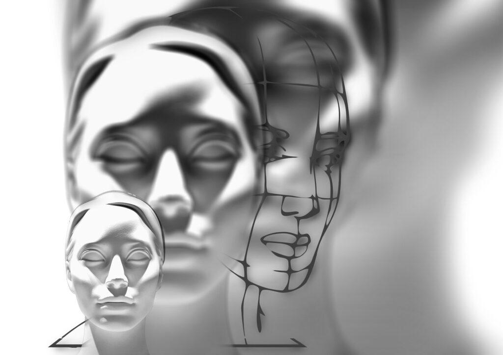 Welche Daten, «Digital Humans» oder Avatare hinterlässt ein Mensch, der verstirbt? Wer zu Lebzeiten vorsorgt, bestimmt über seinen digitalen Nachlass (Bild: Gerd Altmann/Pixabay).