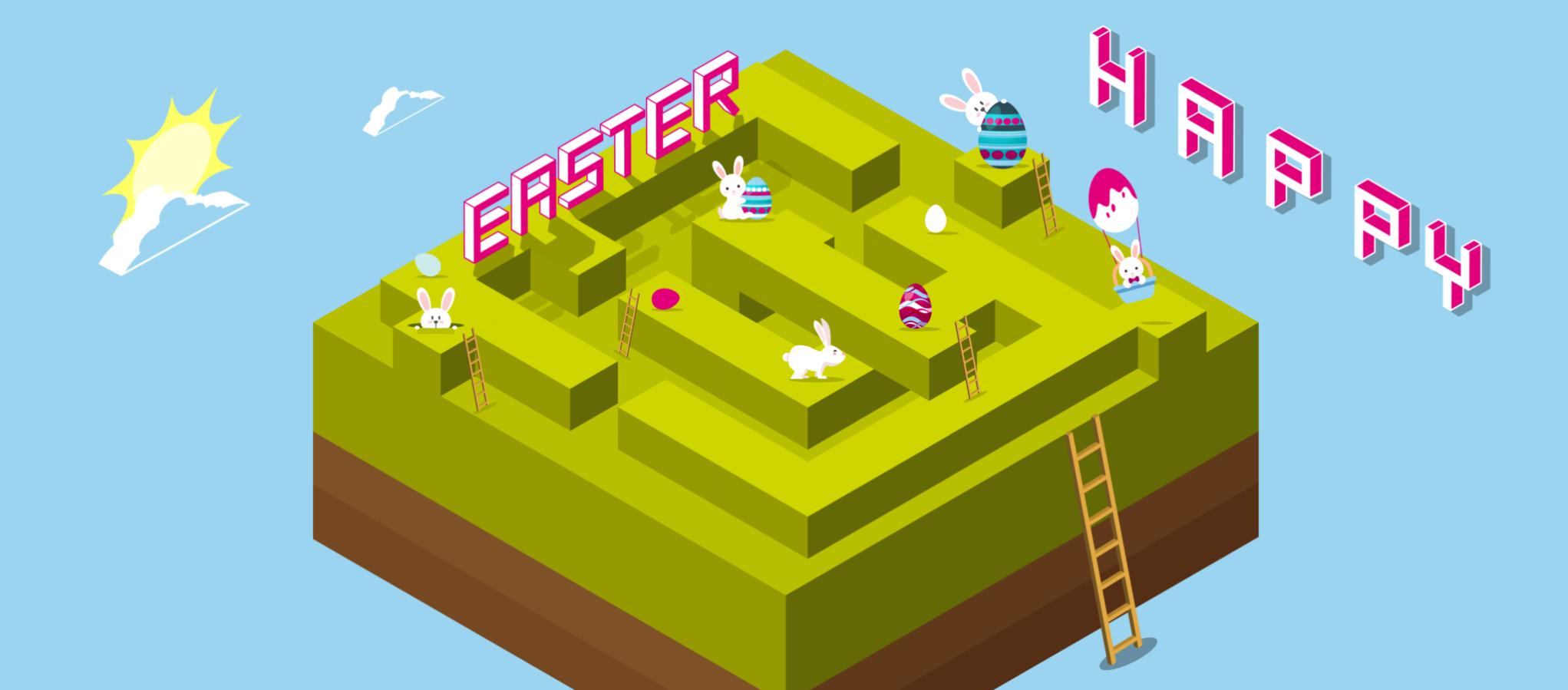 Wer findet die meisten Easter Eggs?
