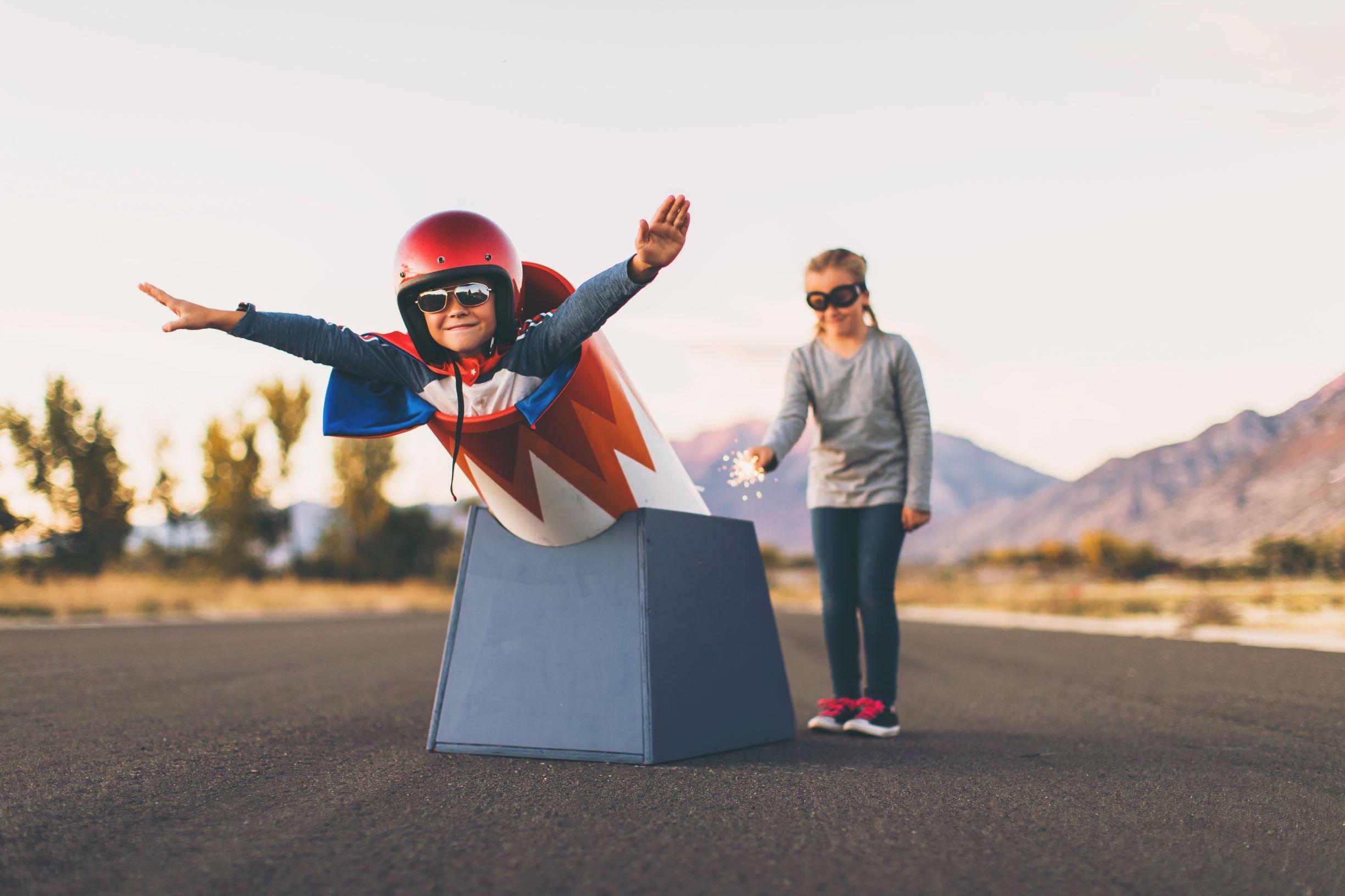 Fünf Fähigkeiten, mit denen unsere Kinder punkten werden