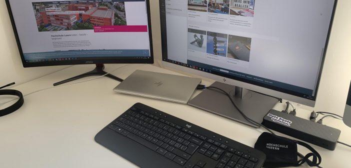 Computer Arbeitsplatz