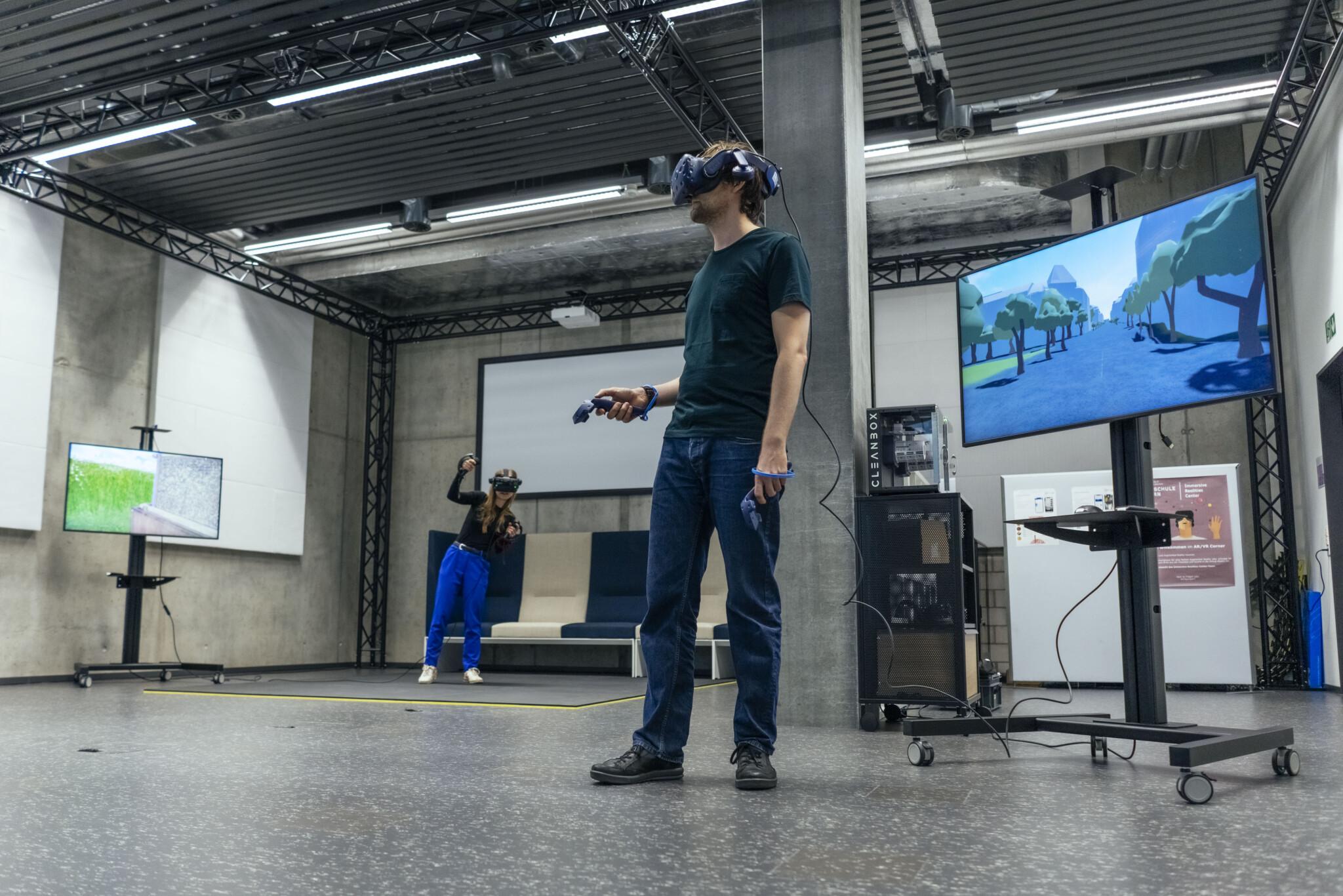 Neues Center bringt AR und VR zu KMU und Schulen
