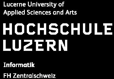 Informatik an der Hochschule Luzern