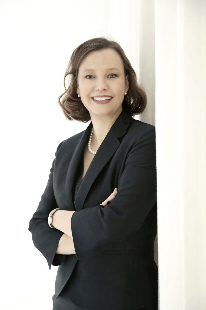 Portrait Dr. Sandrina Meldau
