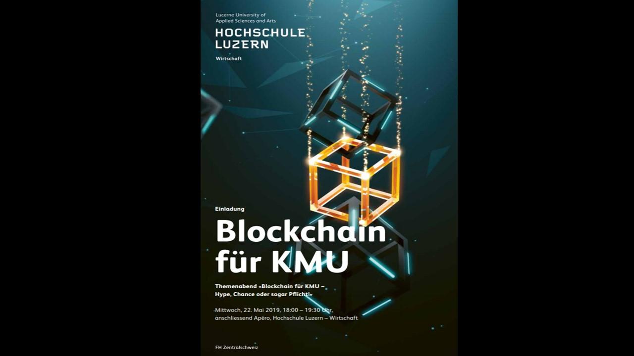 Blockchain für KMU – Hype, Chance oder sogar Pflicht!