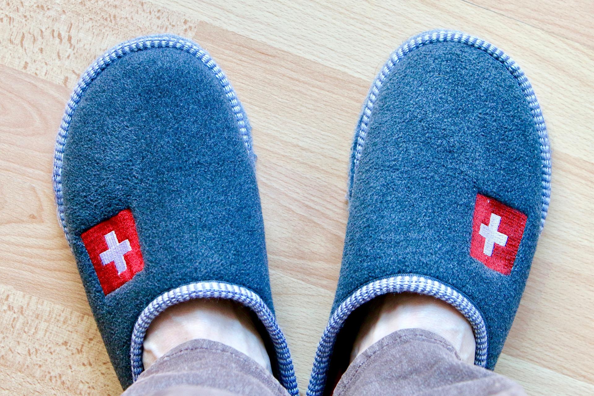 Swissness-Regeln in Aktion: Federers On-Schuh und das Schweizerkreuz