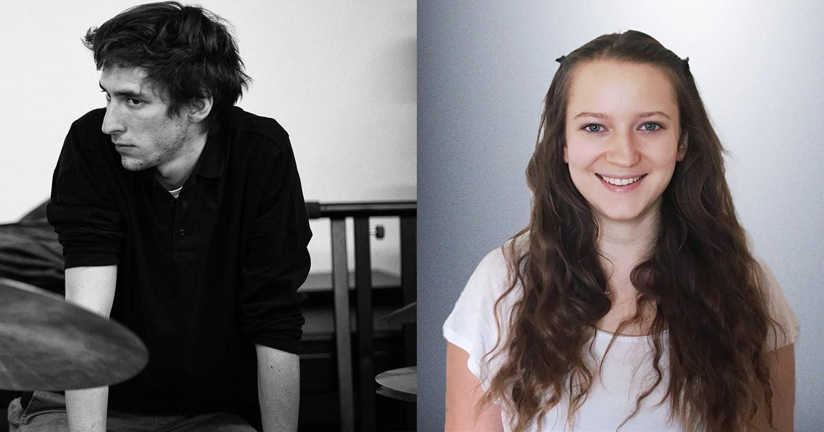 Silvan Schmid und Melia Inglin