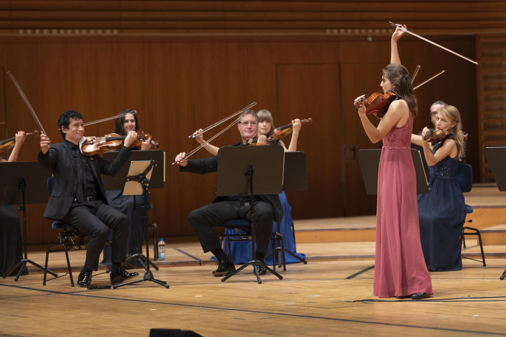 HSLU Musik Solistenkonzert 1 Luzern, den 23.06.2020 Copyright: HSLU Musik/Priska Ketterer