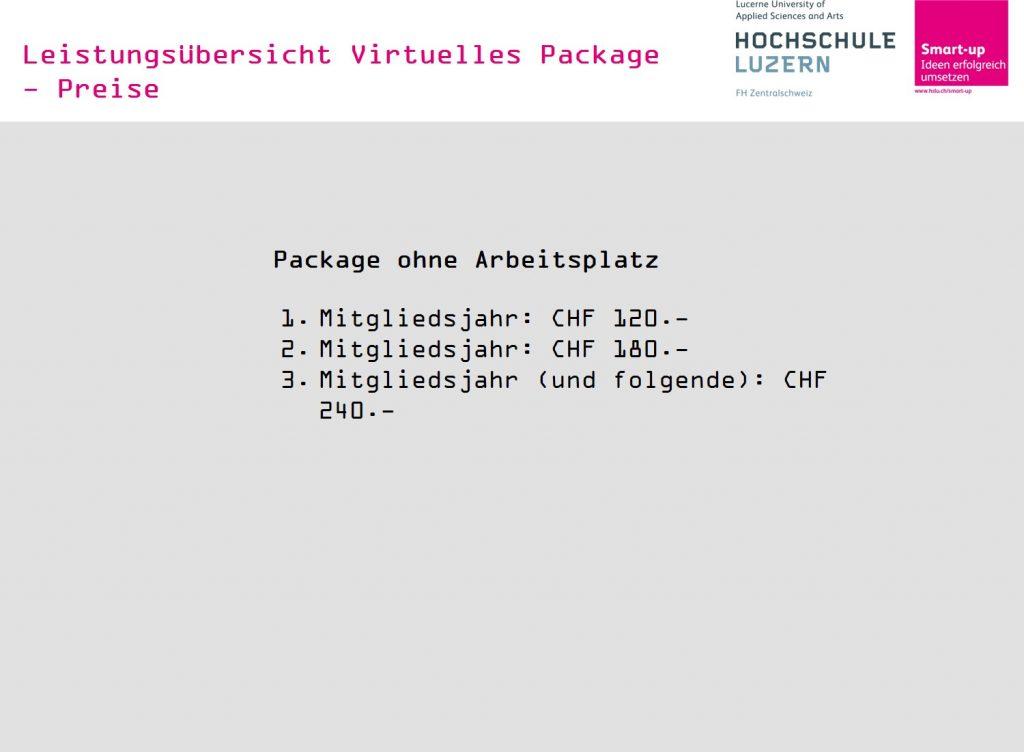 Virtuelles Package