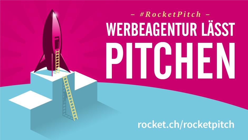 #RocketPitch 2019 – Werbeagentur lässt pitchen
