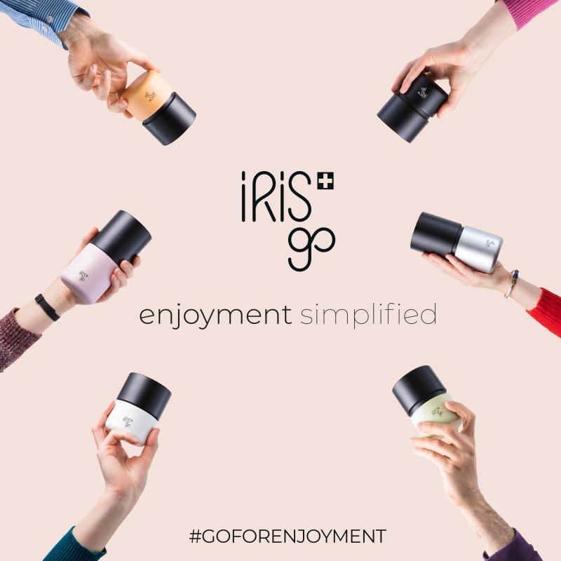 IRISgo – der revolutionäre Mehrwegbecher