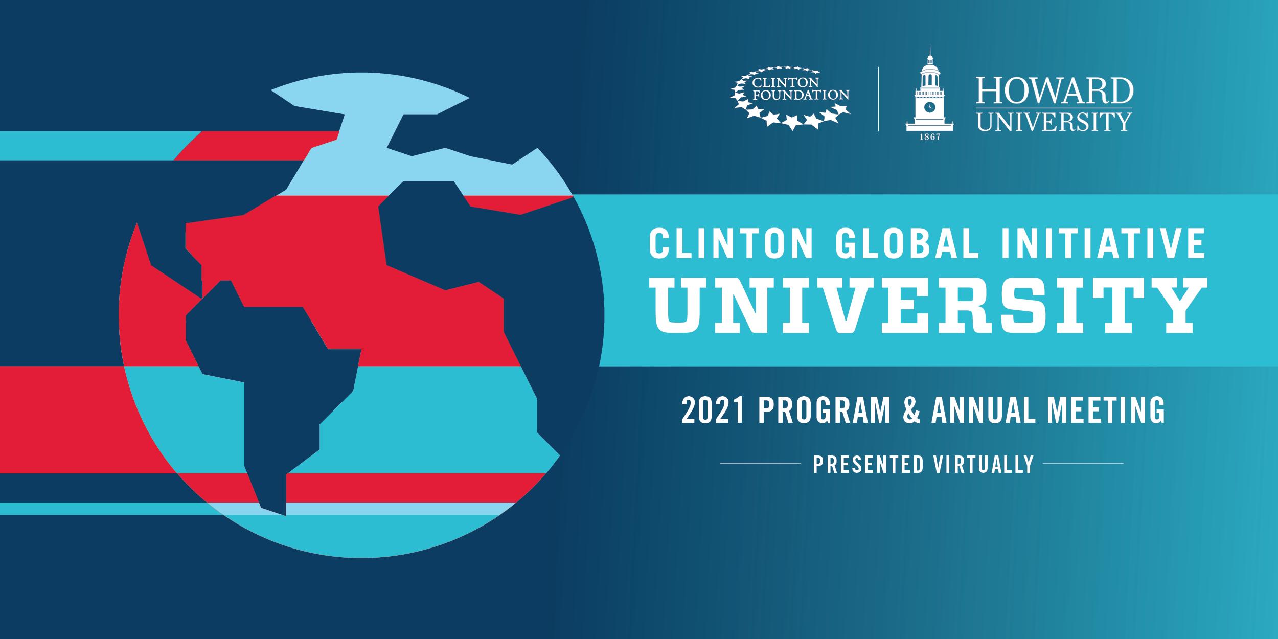Die Clinton Global Initiative University sucht Social Entrepreneurs