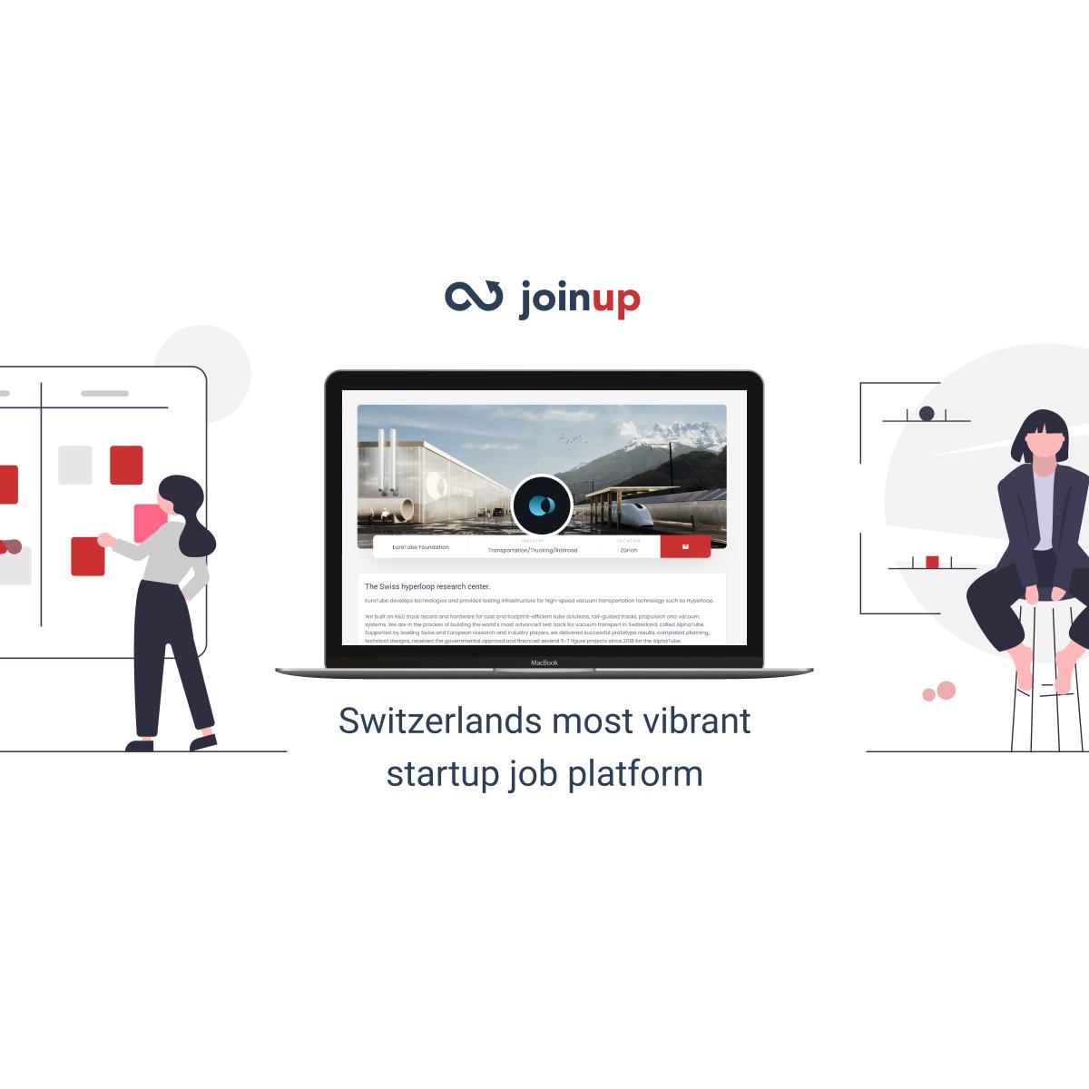 ETH Entrepreneur Club launcht mit Swisspreneur neue Startup Jobs Plattform