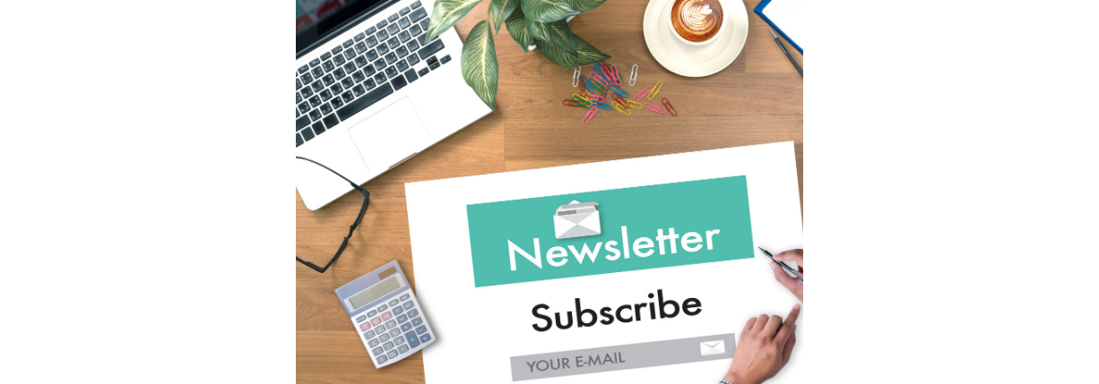 Abonniere den neuen Smart-up Newsletter!