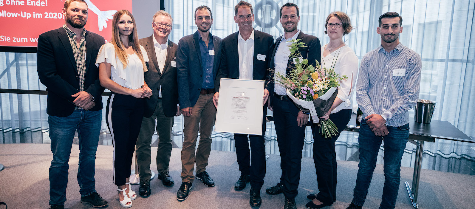 Swiss Excellence Produkt Award 2021