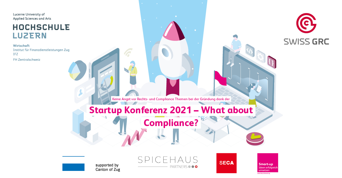 Startup Konferenz 2021 – What about Compliance?