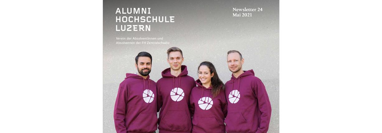Neues Alumni Magazin zum Thema Start-ups