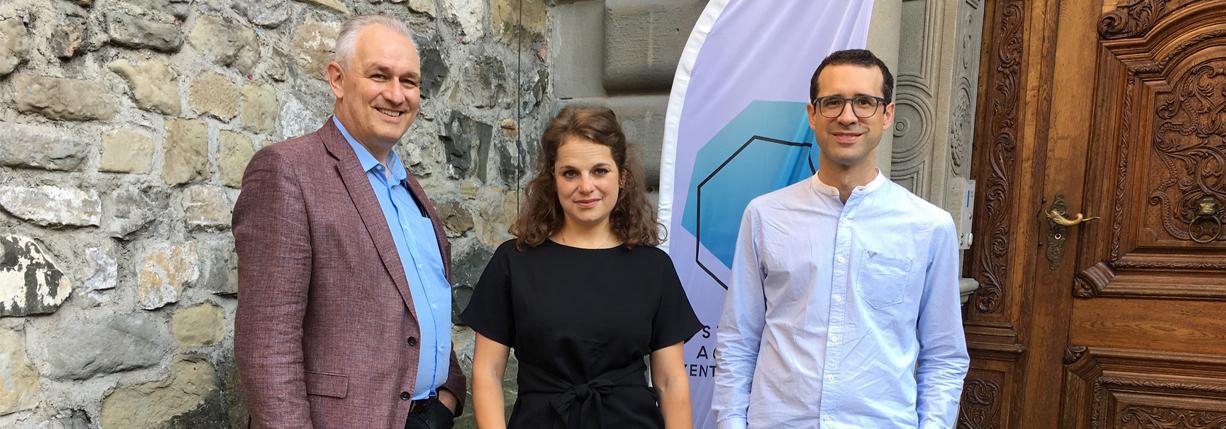 Startup Academy Zentralschweiz erfolgreich gestartet