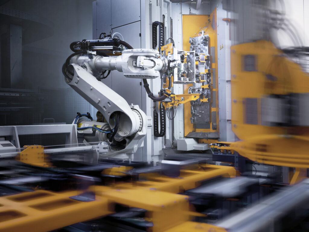 Die Hochschule Luzern als Kompetenzzentrum für industrielle Digitalisierung.